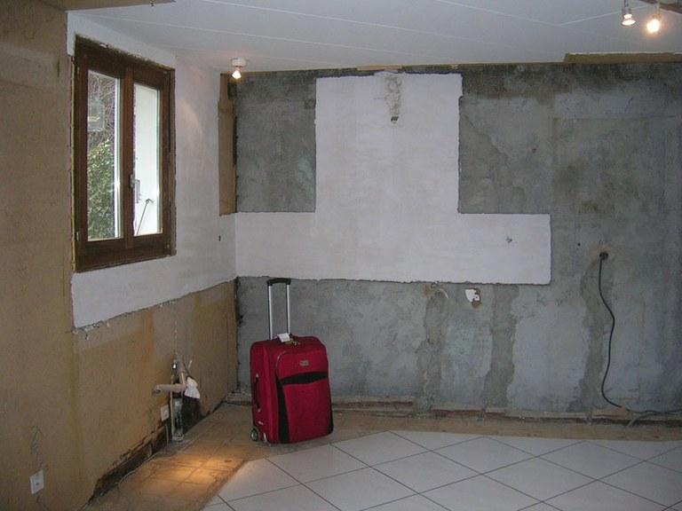Rénovation cuisine démontage