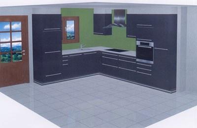 Projet agencement de cuisine rénovation