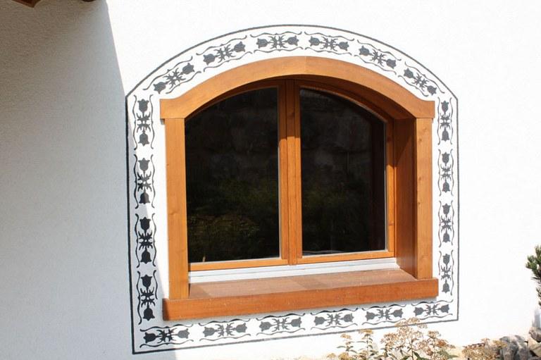 Fenêtre bois et encadrement bois