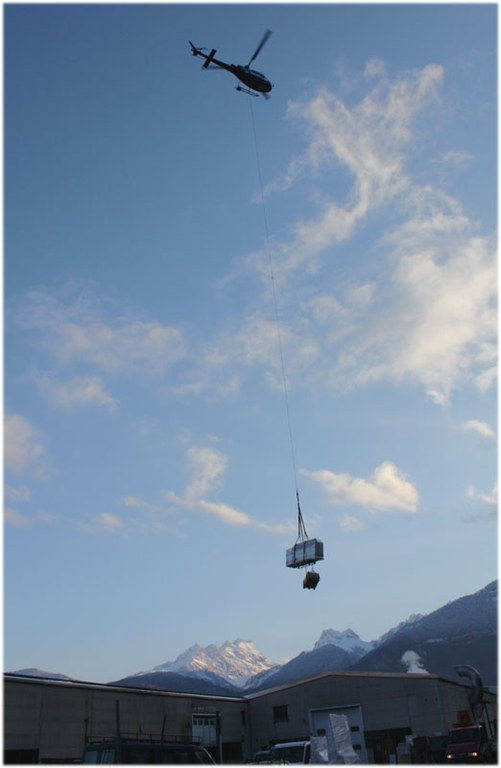 Transport Aux Cerniers